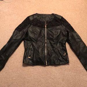 Sisters leather jacket